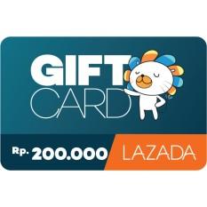 LAZADA Gift Card-RP 200.000