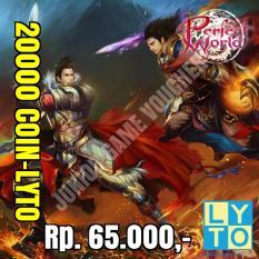 Lyto Game 65.000 (20.000Coin-Lyto) - Digital Code
