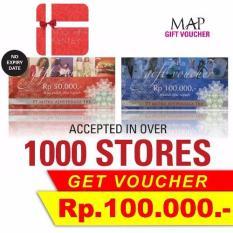 MAP Gift Voucher 100.000