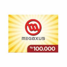 Megaxus Voucher 100000 - Digital Code