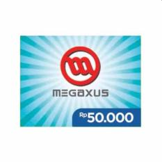 Megaxus Voucher 50000 - Digital Code