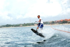 Nbc Watersport - Voucher Paket Watersport Flying Fish + Wake Boarding Untuk 1 Orang By Nbc Watersport.