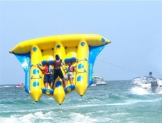 Nbc Watersport - Voucher Watersport Flying Fish Untuk 1 Orang By Nbc Watersport.