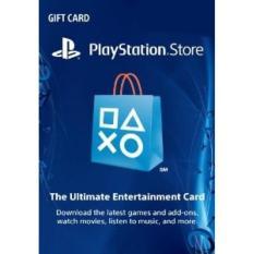 PlayStation Network Card ID 100.000