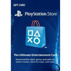 PlayStation Network Card ID 400.000
