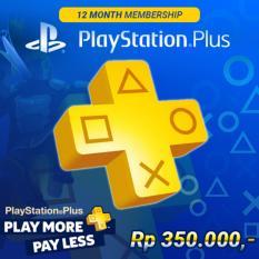 Playstation Plus (ID) - 12 Month Membership