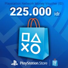 Playstation Money Voucher (ID) Rp 225.000