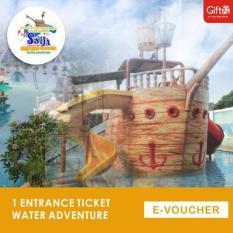 Pulo SaIji water Adventure 1 Tiket masuk Saiji