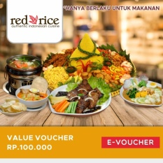 Red Rice Voucher Value 100.000 By Giftn.