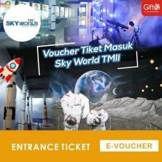 Sky World TMII Voucher Tiket Masuk ALL DAY