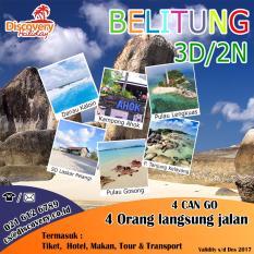 Tour Belitung 4CanGo