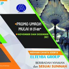 Tour - Promo Umroh Yogyakarta Akhir Tahun 2017