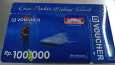 Voucher belanja indomaret 100rb