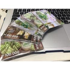 Voucher Indomaret senilai 500 rb