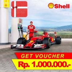 Voucher Shell Rp 1.000.000,-