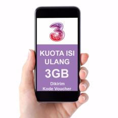 Voucher Tri Data 3 GB
