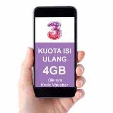 Voucher Tri Data 4 GB