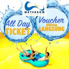 Waterbom PIK Jakarta E-Ticket