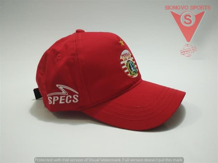 Persija 2018 Caps Red Original 903845 By Siongvo_sports.