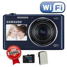Harga Samsung Dv 150F Wifi Dan Dual Lcd Hitam Memori 8 Gb Origin