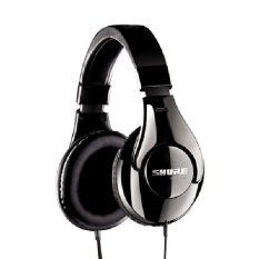 Shure Headphone Srh240A Black Di Indonesia