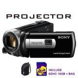 Dapatkan Segera Sony Dcr Pj 6 Projector Memory 16Gb Dan Tas Hitam