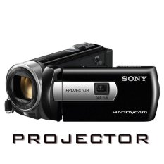 Jual Sony Dcr Pj 6 Built In Projector Hitam Online Indonesia