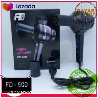 (BISA COD) HAIR DRYER FD-500 alat pengering rambut berkualitas thumbnail