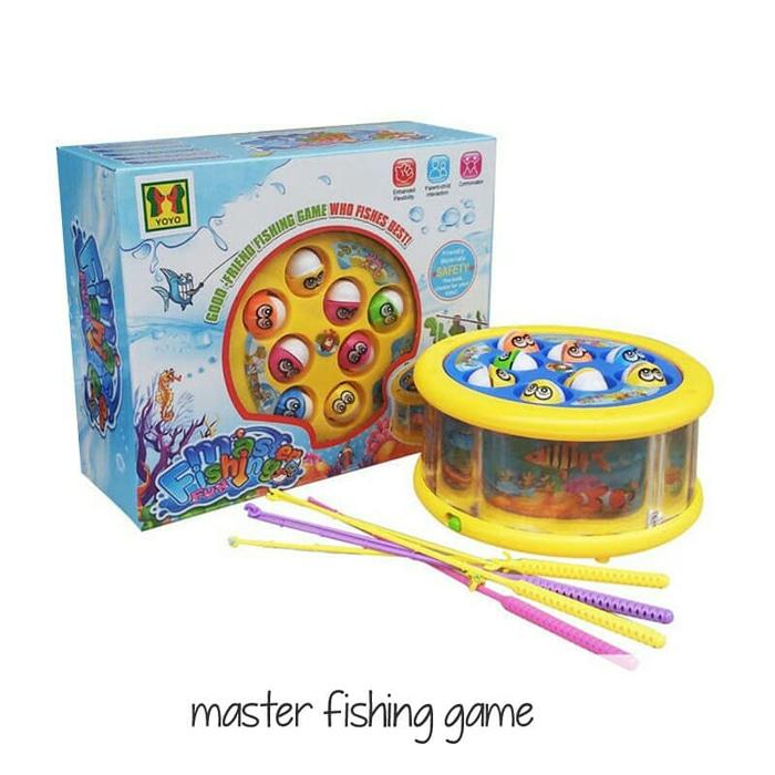 PROMO / BEST SELLER / MAINAN /  Master Fishing Game