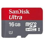 Toko Sandisk Micro Sdhc 16Gb Speed 48Mb S Mobile Ultra Class 10 Merah Abu Abu Sandisk Indonesia