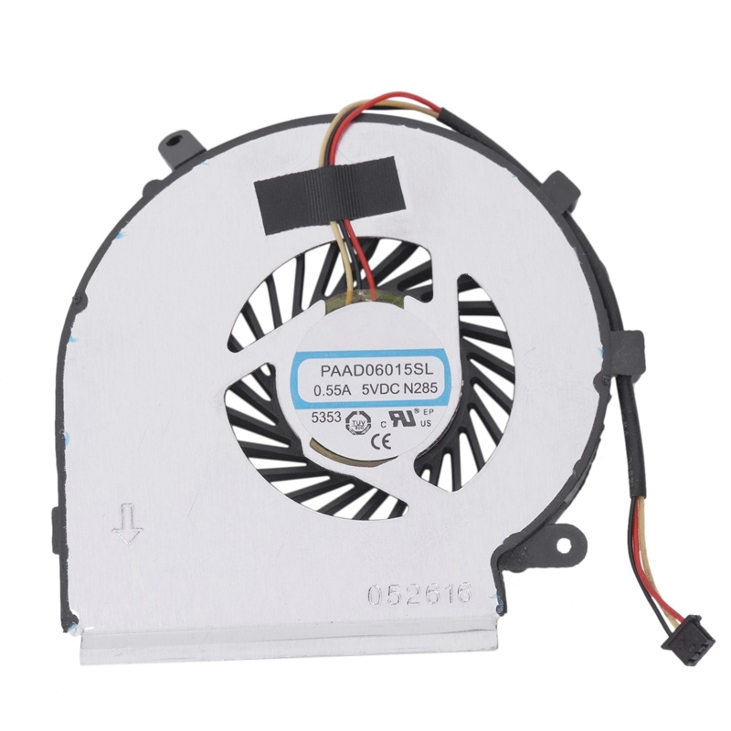 Bảng giá Cpu Cooling Fan For Msi Ge62 Gl62 Ge72 Gl72 Gp62 Gp72 Pe60 Pe70 Series 3Pin 0.55A 5Vdc Phong Vũ