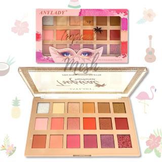 Mesh Eyeshadow TM- 18 Color Eye Shadow Palette - 1 pc thumbnail