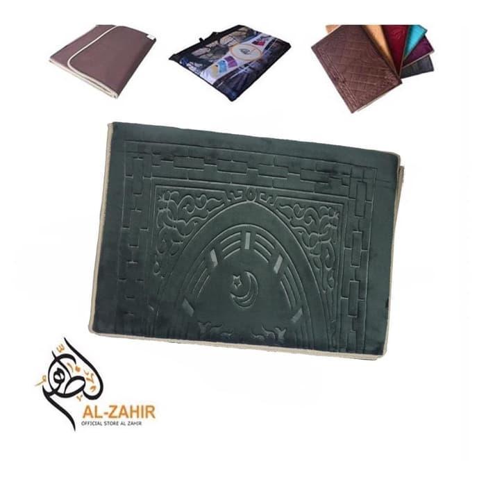 BEST SELLER / HOT SALE  Sajadah sandar Al-Zahir (Electrik Blue)
