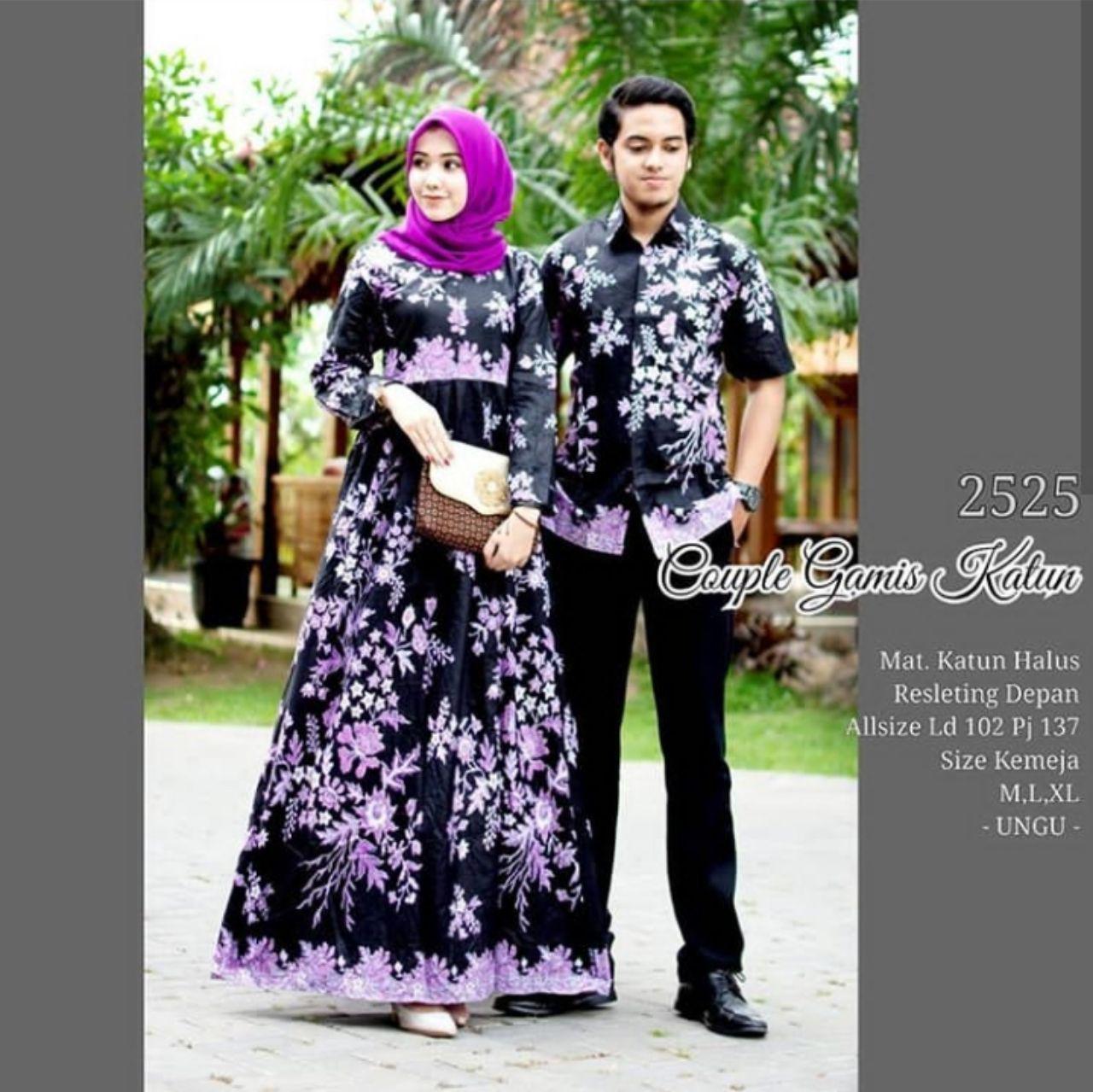 Jual batik couple fashion murah garansi dan berkualitas  521841b1fb
