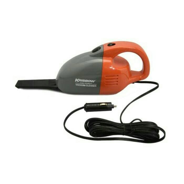 KRISBOW ORI Vacum Vakum Vacuum Cleaner Penghisap Debu Mini Mobil 100W