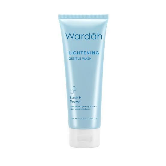 Wardah Lightening Gentle Wash 100ml