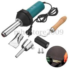 1080W Hot Air Gas Torch Plastic Welding Gun Welder Pistol Tools