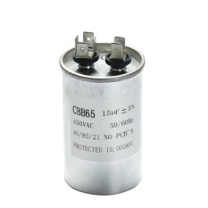 15 UF CBB65 450 V AC 50/60Hz Motor Udara Conditioner Kompresor Start Capacitor-Intl