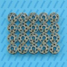 20 BOBBINS 0115367000 B STEEL-untuk BERNINA ACTIVA AURORA VIRTUOSA 120 220 BANYAK LAINNYA-Intl