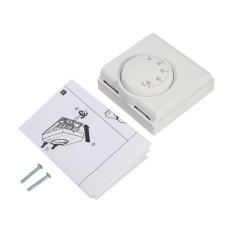 220 V Ruangan Mekanik Suhu Controller Thermostat Switch untuk AC Sentral Baru-Internasional