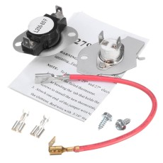 279816 3399848 3977393 Dryer Thermal Cut-Out Kit untuk Whirlpool Kenmore Sears BARU-Internasional