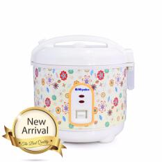 MIYAKO Rice Cooker 3 in 1 Magic Com Warmer Plus 0,63 Liter MCM-609