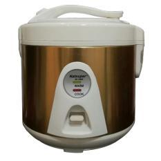 Beli Godzu Rice Cooker Mini Travel Grc168pk Pink Spek Harga Source · 354 Rice Cooker Natsuper 1 Liter NC 1090S