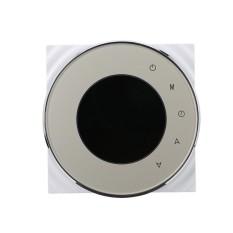 3A 95 ~ 240 V Air Pemanas Hemat Energi Pintar Termostat dengan Layar Sentuh LCD Tampilan Mingguan Dapat Diprogram Kamar Suhu Pengendali rumah Produk Perbaikan-Internasional
