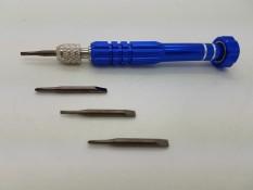 4 IN 1 PENTALOBE SCREWDRIVER SET with magnet / OBENG