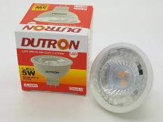 5 watt MR16 DUTRON spotlight / halogen / lampu sorot ( Warm white )
