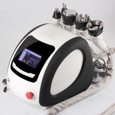 5in1 Cavitation Ultrasonic LED Multipolar RF Slimming Machine
