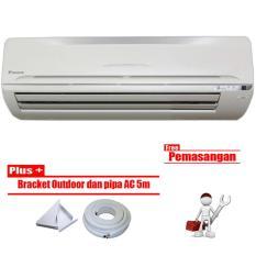 AC DAIKIN 3/4 PK R32W 20AXV14 MALAYSIA TERMASUK PASANG