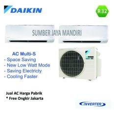 AC Daikin Multi S Split CTKC15QVM4 + CTKC15QVM4 (Inverter) - Putih