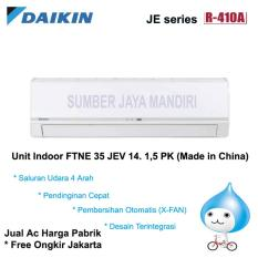 Ac Daikin Split FTNE35JEV14 1,5 PK (CHINA) - Putih